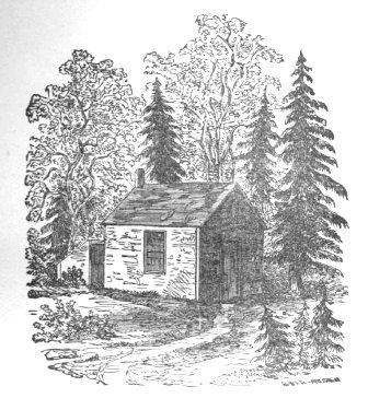 Image result for Thoreau's cabin